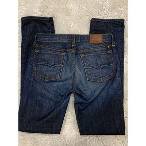 LUCKY BRAND Women's Jeans Zoe Straight